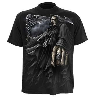 Spiral Direct Hommes 'Your Next' T-Shirt Noir M (102-112cms)