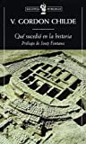 img - for Que Sucedio En LA Historia (Spanish Edition) book / textbook / text book