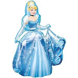 """48"""" Cinderella Airwalker Balloon (each)"""