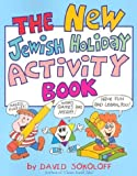 The New Jewish Holiday Activity Book Ages 4 to 8
