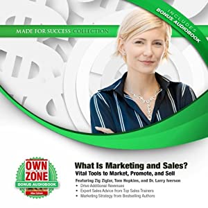 What is Marketing and Sales? Audiobook