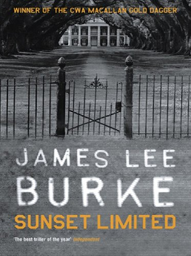 a literary analysis of the sunset limited by james lee burke