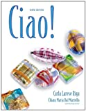 img - for By Carla Larese Riga - Ciao! (with Audio CD) (6th Edition) (12.3.2005) book / textbook / text book