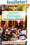 Eastern Europe Phrasebook 5ed - Anglais