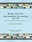 img - for Intermediate Accounting Ready Notes book / textbook / text book