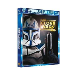 Star Wars - The Clone Wars [Blu-ray]