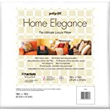 Fairfield Home Elegance Pillow, 16 by 16-Inch