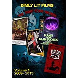 Dimly Lit Films: The First Four Shorts