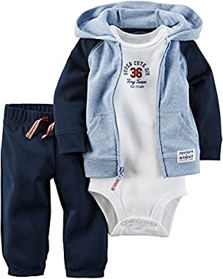 Carter's Baby Boys' 3 Piece Set (Baby) by Carters that we recomend personally.