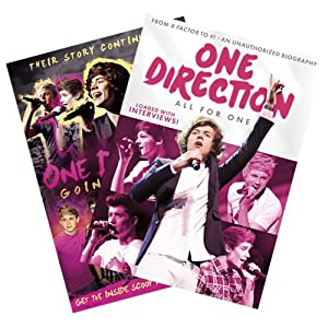 One Direction 2-DVD Set: All for One & Going Our Way from Echo Bridge Home Entertainment