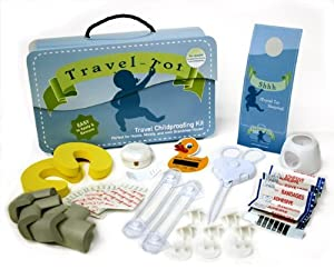 Travel Tot's Travel Childproofing Safety Kit