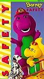 Barney: Safety [VHS]