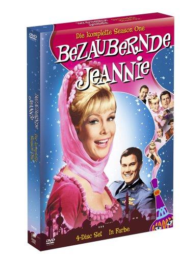 Bezaubernde Jeannie - Die komplette Season One (4 DVDs)