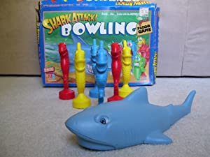 Shark Attack Bowling