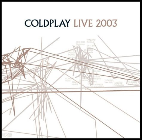 Coldplay - Coldplay Live 2003 (CD + DVD) - Zortam Music