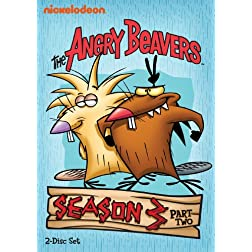 The Angry Beavers: Season Three, Part 2