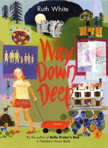 Way Down Deep, RUTH WHITE