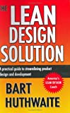 img - for The Lean Design Solution book / textbook / text book
