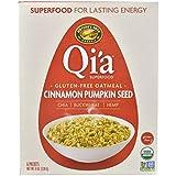 qia cinnamon pumpkin seed