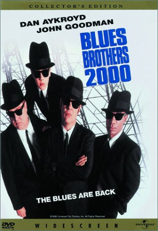 DVD : Blues Brothers 2000 / Ws & Collector's Edition (Collector's Edition, Widescreen)