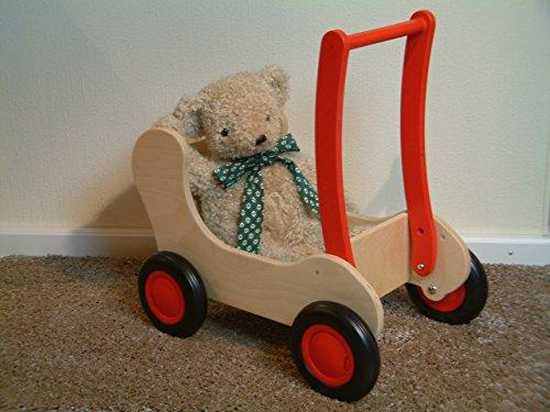 Toller Kombi Puppenwagen / Lauflernhilfe aus