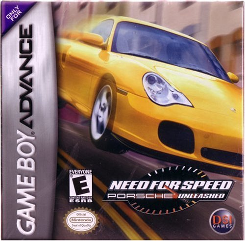 Need For Speed: Porsche Unleashed front-602603