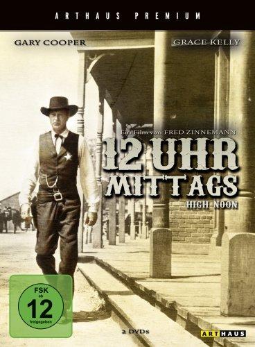 12 Uhr mittags - High Noon / Arthaus Premium (2 DVDs)