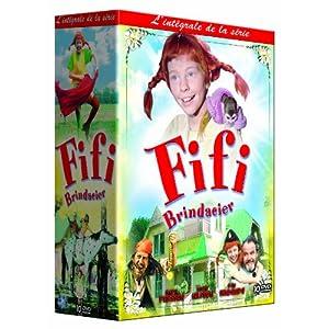 Fifi Brindacier : intégrale de la série (21 épisodes)
