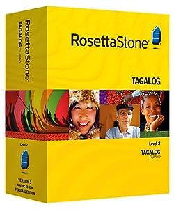 Rosetta Stone V2: Tagalog Level 2 [OLD VERSION]