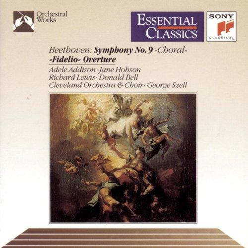 "Symphony 9 "" Choral "" / Fidelio Overture"