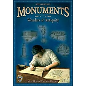 Monuments board game!