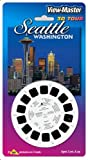 View-Master 3D 3-Reel Card Seattle Washington