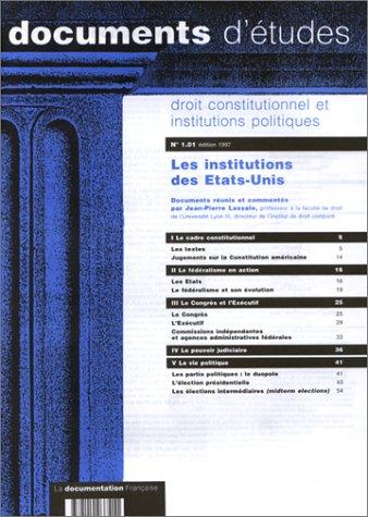 droit-constitutionnel-et-institutions-politiques-numero-101-1997-les-institutions-des-etats-unis-doc