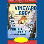 Vineyard Prey: A Martha's Vineyard Mystery | Philip R. Craig