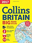 Collins Big Road Atlas Britain 2017 (...