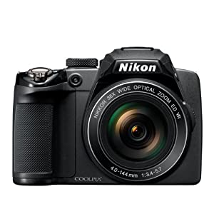 Nikon COOLPIX P500 (Black)