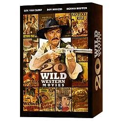 20 Wild Western Movies (Gift Box)