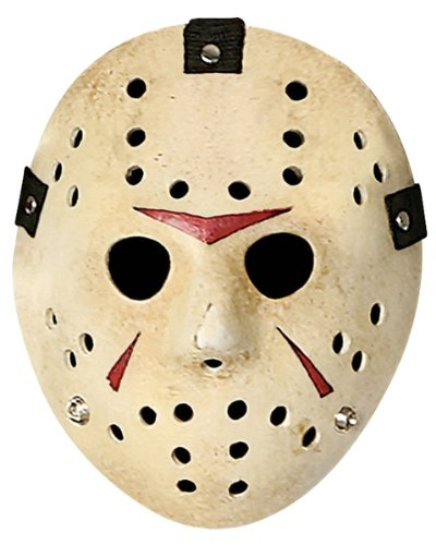 Friday the 13th: Jason Voorhees Deluxe Fiberglass Mask Prop Replica