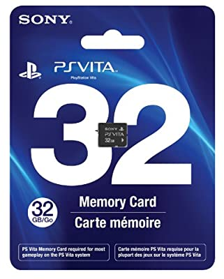 [Import Anglais]Official Sony PlayStation Memory Card 32GB PS Vita from Sony