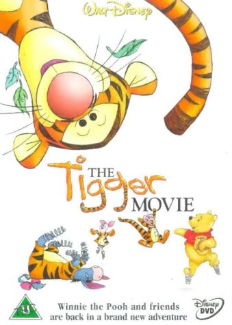 The Tigger Movie [DVD] [2000]