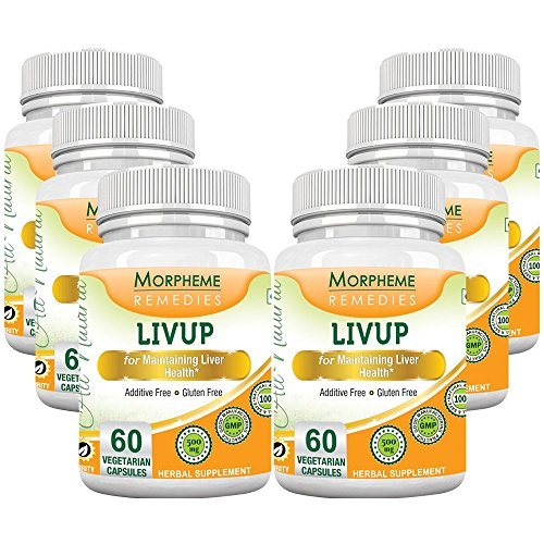 Livup   500mg Extract   6 Combo Pack