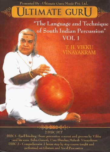 The Language and Technique of South Indian Percussion