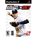 Major League Baseball 2K7 - PlayStation 2