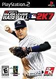 Major League Baseball 2K7 - PlayStation 2