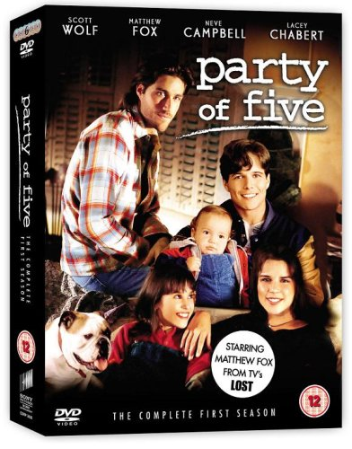 Party of Five - Season 1 [6 DVDs] [UK Import]