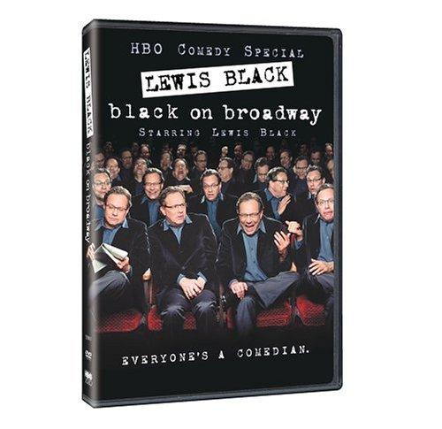 Lewis Black - Black on Broadway