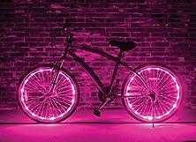 buy Brightz, Ltd. Pink Wheel Brightz Led Bicycle Light