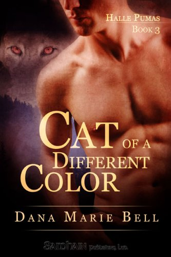 Cat of a Different Color: Halle Pumas, Book 3