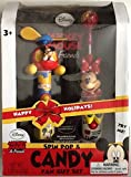 Disney Mickey Mouse & Friends Spin Pop and Candy Fan Gift Set