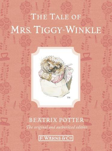 The Tale of Mrs. Tiggy-Winkle (BP 1-23)
